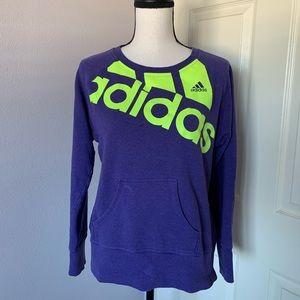 Adidas climalite sweater